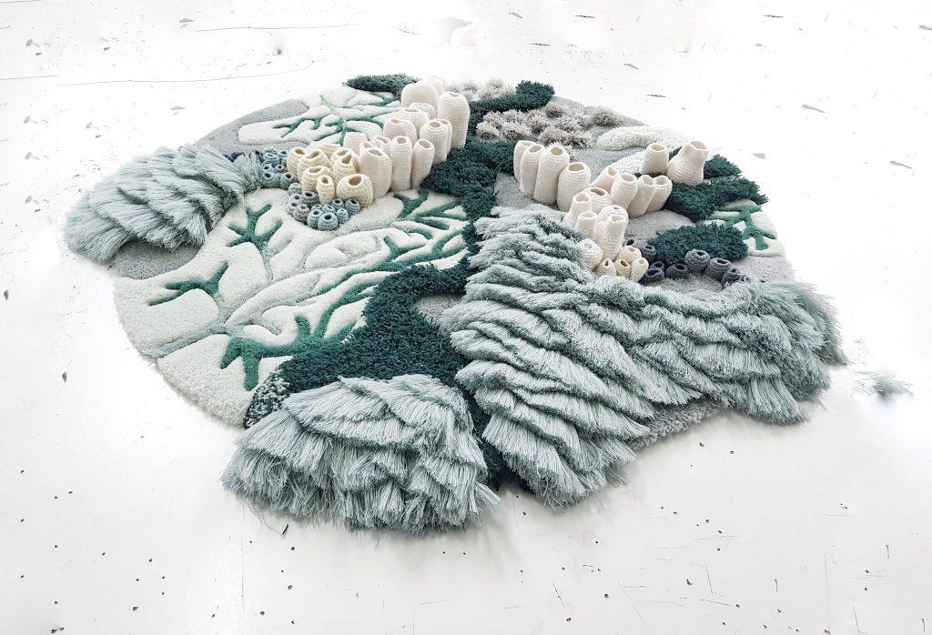 Vanessa Barragão's Ocean Tapestry