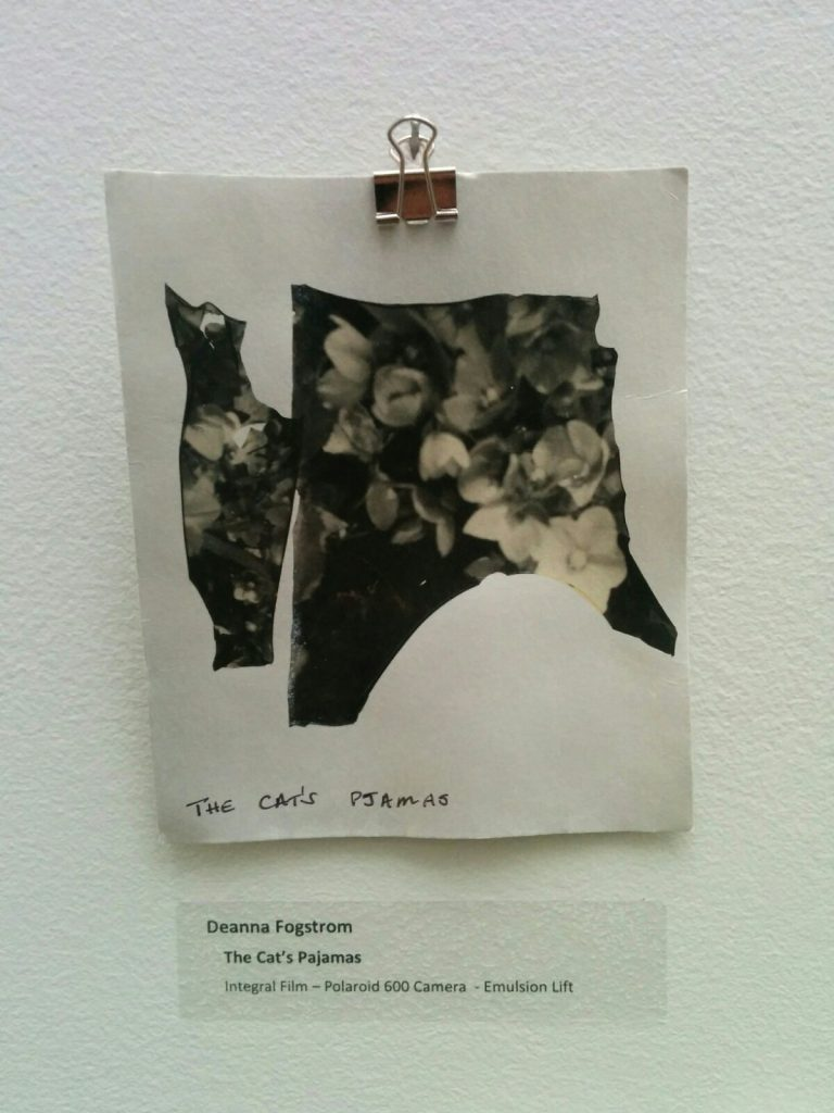a black and white photo from the An Instant Instant show at Science World
