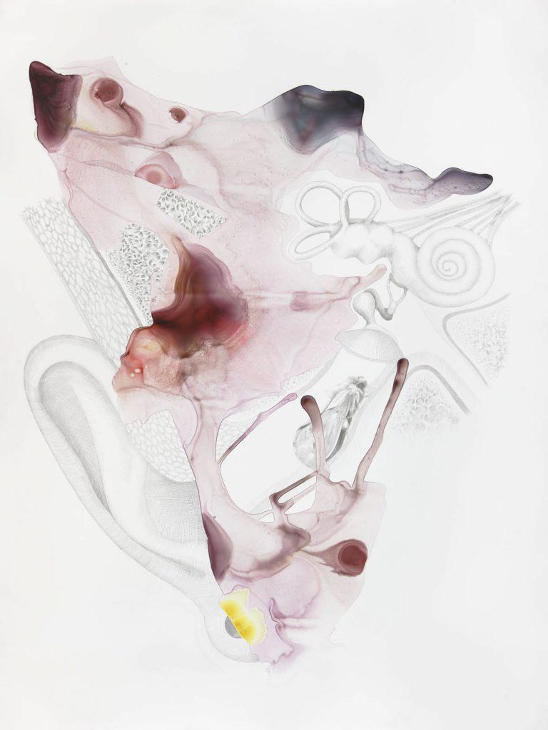 abstract sciart by vesna jovanovic